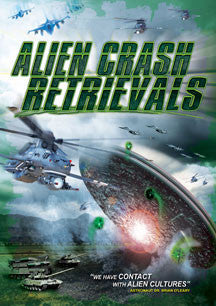 Alien Crash Retrievals (DVD)