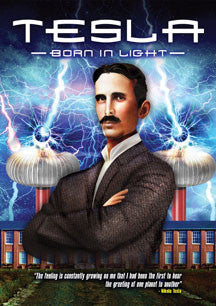 Tesla: Born In Light (DVD)