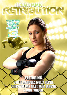 Female MMA Retribution (DVD)