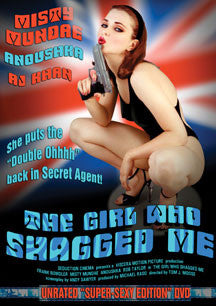 Girl Who Shagged Me, The: Unrated Cut (DVD)