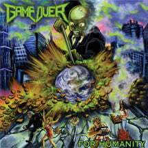 Game Over - For Humanity (CD)