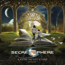 Secret Sphere - A Time Never Come (CD)