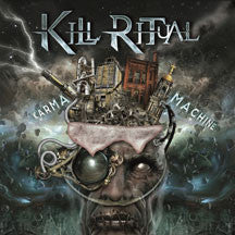 Kill Ritual - Karma Machine (CD)