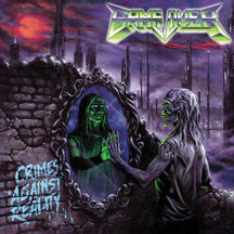Game Over - Crimes Against Reality (CD)