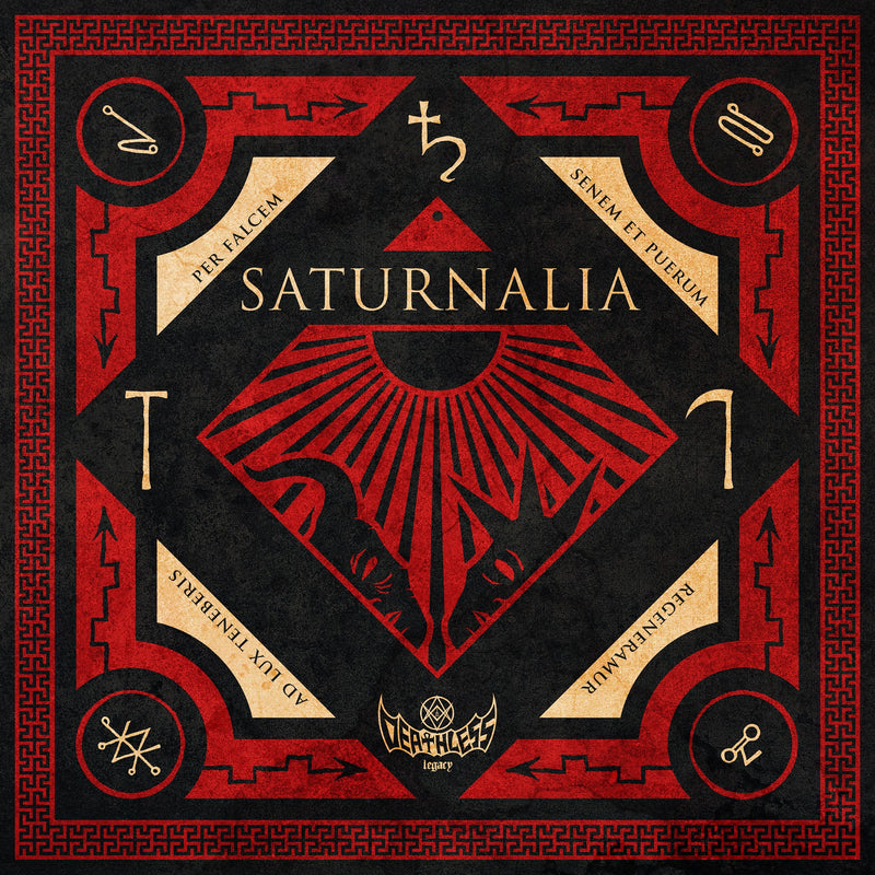 Deathless Legacy - Saturnalia (CD/DVD)