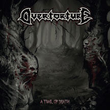 Overtorture - A Trail Of Death [clear] (VINYL ALBUM)