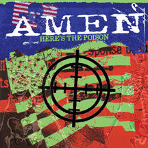 Amen - Here's The Poison (CD/DVD)