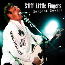 Stiff Little Fingers - Suspect Device (CD/DVD)