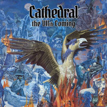 Cathedral ‎ - The VIIth Coming (VINYL ALBUM)