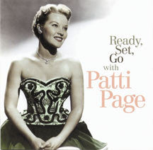 Patti Page - Ready Set Go With Patti Page (CD)