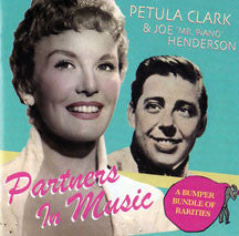 Clark, Petula / Henderson, Joe - Partners In Music: A Bumper Bundle Of Rarities (CD)