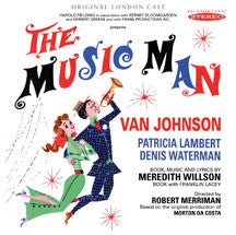 Original London Cast - The Music Man (plus Bonus Tracks) (CD)