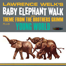 Lawrence Welk - Baby Elephant Walk / Young World (CD)