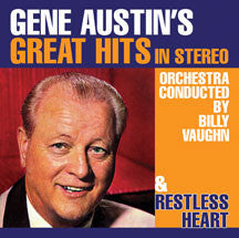 Gene Austin - Gene Austin's Great Hits In Stereo (CD)