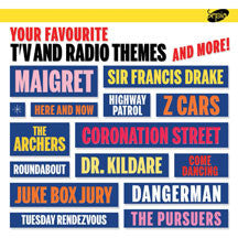 Your Favourite TV And Radio Themes And More (CD)