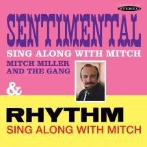 Mitch Miller - Sentimental Sing Along With Mitch / Rhythm Sing Along With Mitch (CD)