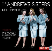 Andrews Sisters - The Andrews Sisters In Hollywood (CD)
