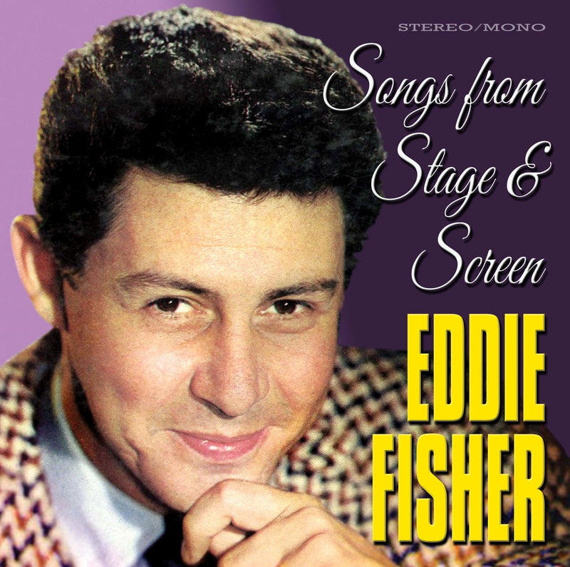 Eddie Fisher - Songs From Stage & Screen (CD)