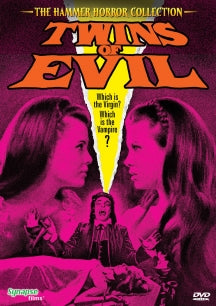 Twins of Evil (DVD)