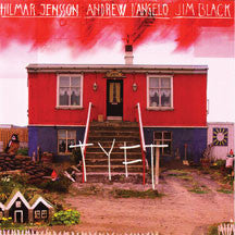 Jensson, Hillmar / D'angelo, Andrew / Black, Jim - Tyft (CD)