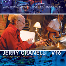 Jerry Granelli V16 - The Sonic Temple (CD)