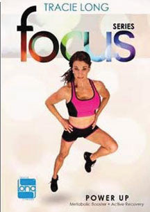 Tracie Long - Focus: Power Up (DVD)
