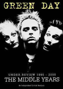 Green Day - Under Review 1995-2000 The Middle Years (DVD)