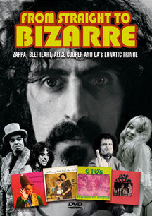 Frank Zappa - From Straight To Bizarre (DVD)