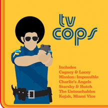 Tv Cops (CD)