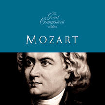 Great Composers - Mozart (CD)