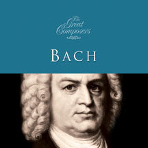 Great Composers - Bach (CD)