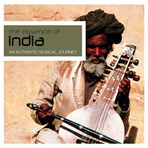 Essence Of: India (CD)