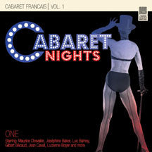 Cabaret Nights - Cabaret Francais Performance 1 (CD)