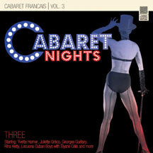Cabaret Nights - Cabaret Francais Performance 3 (CD)
