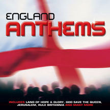 England Anthems (CD)