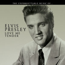 Elvis Presley - Love Me Tender (CD)