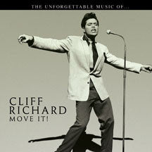Cliff Richard - Move It! Audio (CD)