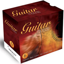 Guitar Moods 6cd Box Set (CD)