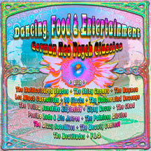 Dancing, Food & Entertainment: German Neopsych Classics (CD)