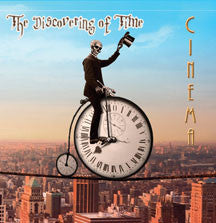 Cinema - The Discovering Of Time (CD)