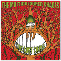 Multicoloured Shades - The Lost Tapes (VINYL 10 INCH SINGLE)