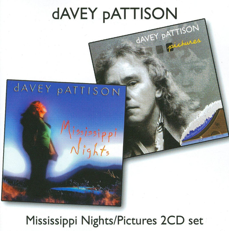 Davey Pattison - Mississippi Nghts/picture (CD)