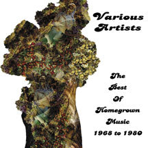 The Best Of Homegrown Music 1968 To 1980 (CD)