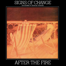 After The Fire - Signs Of Change (CD)