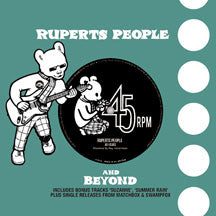 Ruperts People - 45 RPM: 45 Years Of Ruperts People Music (CD)