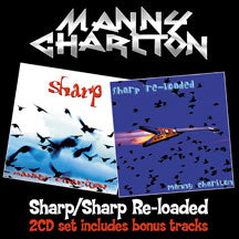 Manny Charlton - Sharp/Sharp Re-loaded (CD)