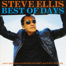 Steve Ellis - Best Of Days (CD)