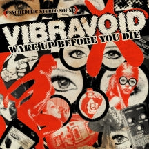 Vibravoid - Wake Up Before You Die (CD)