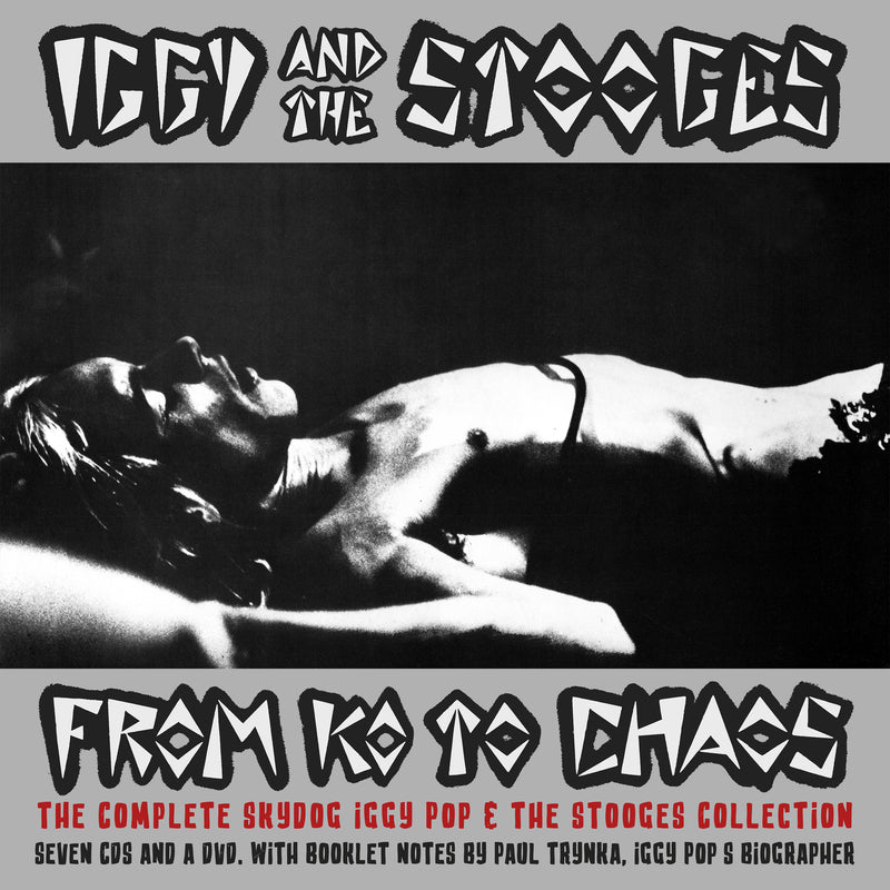 Iggy And The Stooges - From K.O. To Chaos (CD/DVD)