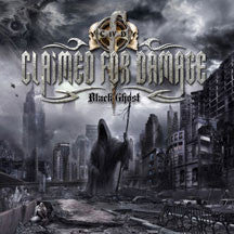 Claimed For Damage - Black Ghost (CD)